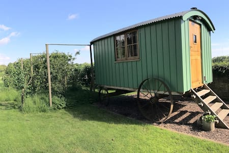 The Shepherds Hut at Eggshell