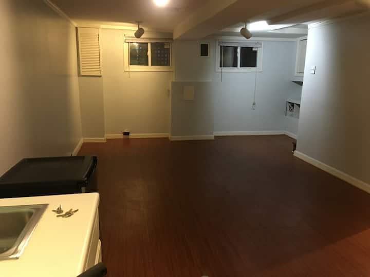Unfurnished studio basement near Union Station