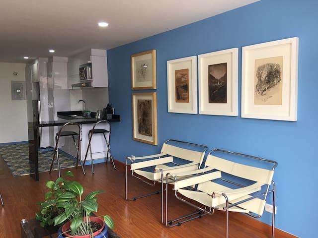 Dos niveles, céntrico, ChapineroAlto, Zona Gourmet