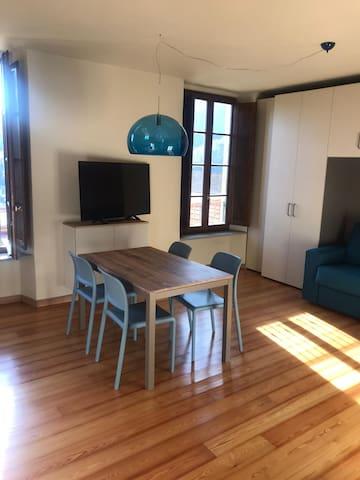 Nice studio with pool access & Wifi
