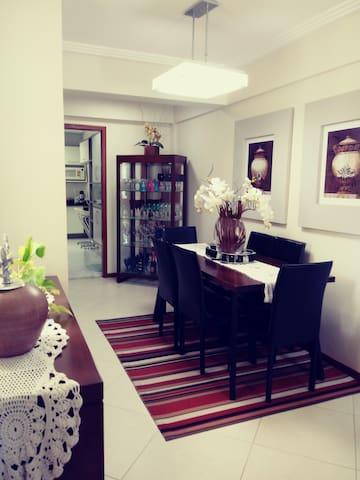 Apartamento inteiro, 2 quartos em Domingos Martins