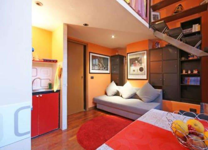 Modern Deluxe 1 bedroom apartment
