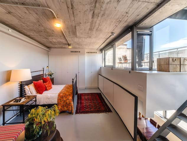 EXCLUSIVO LOFT 5 STARS Campus TRIBECA Madrid Norte