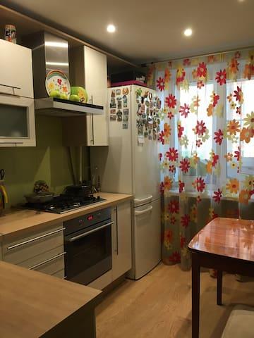 Уютная квартира в 30 минутах от центра Москвы