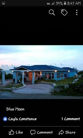 Blue Moon Villa