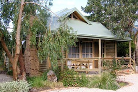 Ti-Tree Village - Loft Spa Cottage - Ocean Grove