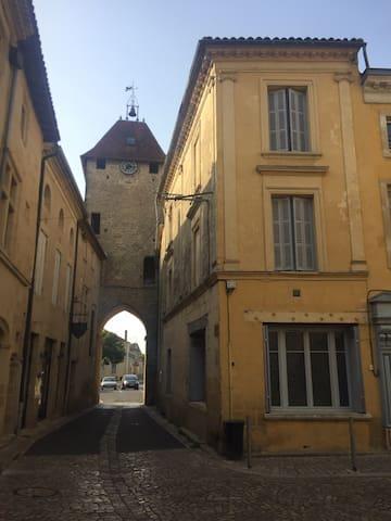 Loft au coeur du village médiéval