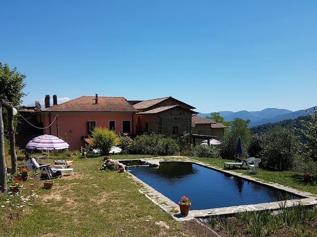 Appartamento Scolari  in agriturismo Il Montale - Canossa - Other