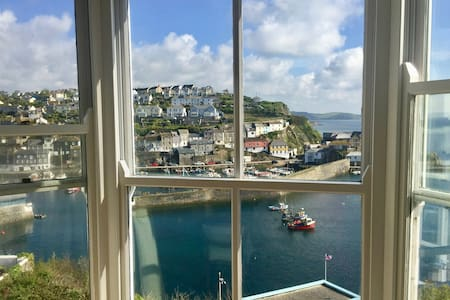 Bayview Cottage - Stunning Harbour And Sea Views