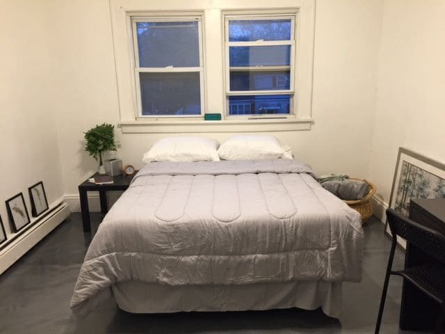 Spacious room only minutes from NYC - Rahway - Dom