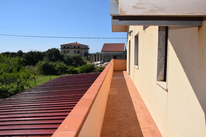 Campanella Beach - Orto Liuzzo - Lägenhet