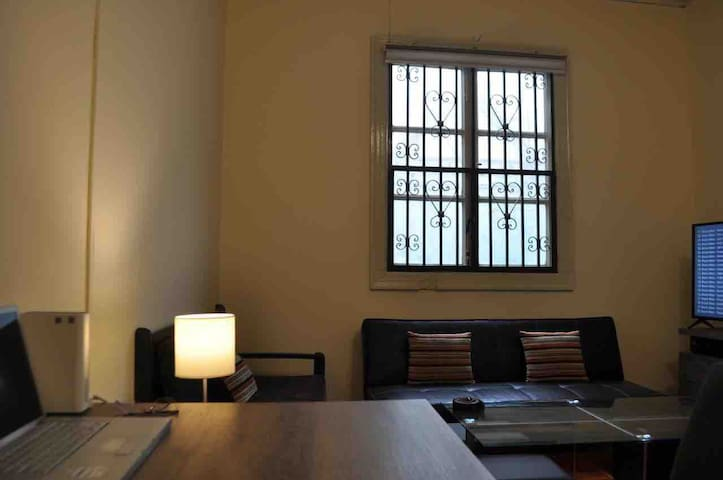 NEW IN HISTORICAL HEART OF PLAZA SAN MARTIN (2BR)