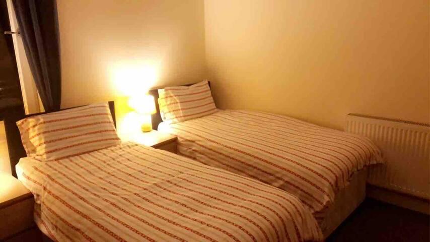 Eskveiw Homestay Twin Room