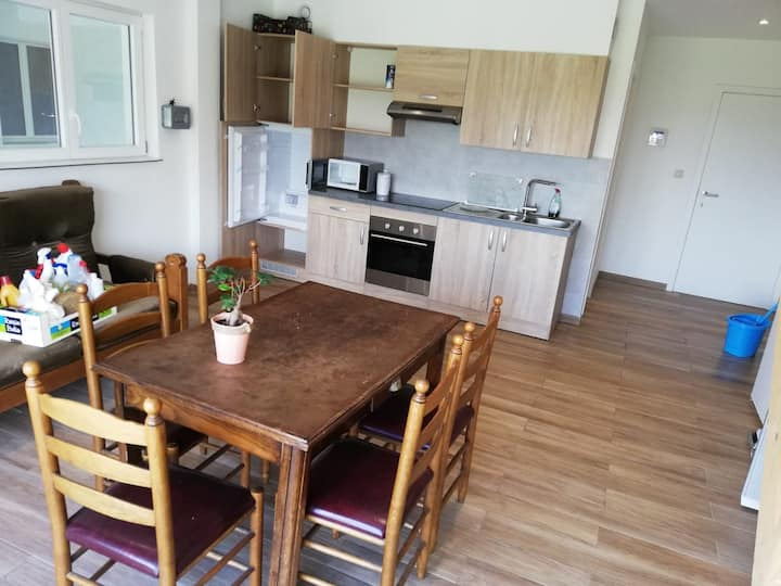 Appartment to rent at Hulste (Everything included)