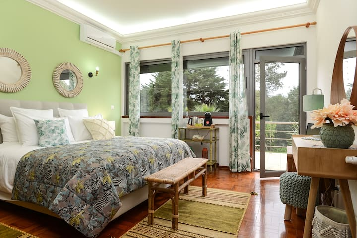 Villa Strelitzia - The Safari Room