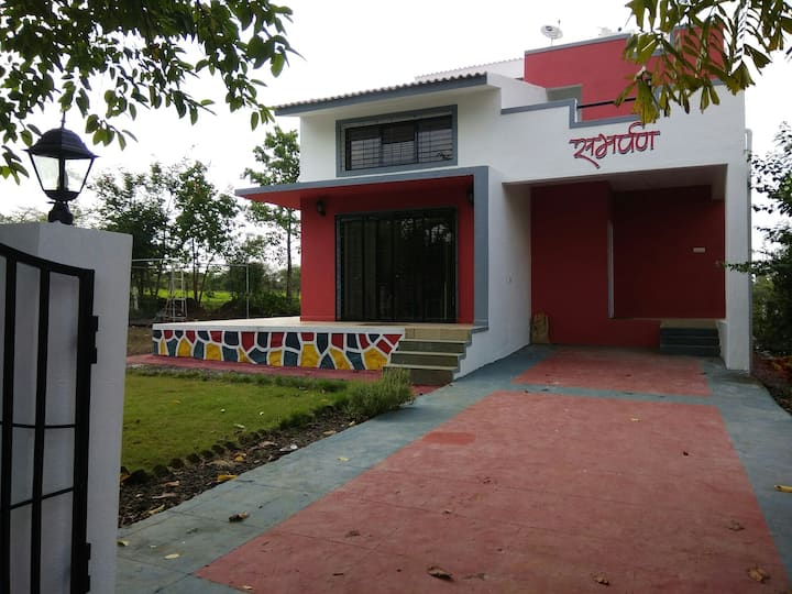 Samarpan villa at Saralgaon, near Malshej , Mumbai