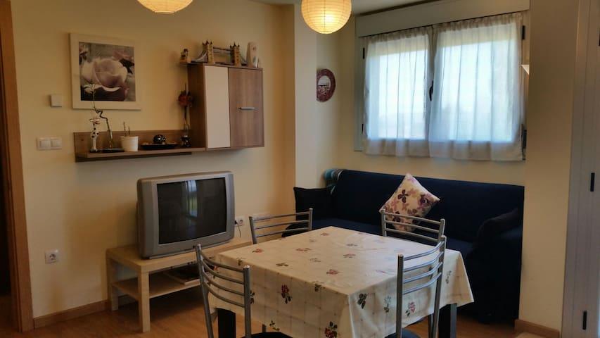 Apartamento a 2 minutos de un spa - Cascante - Wohnung