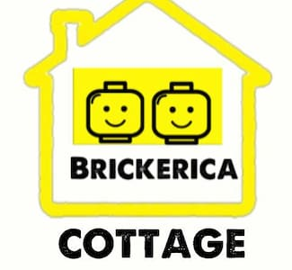 "Brickerica Cottage - House with ""Lego+Brick+Block"""