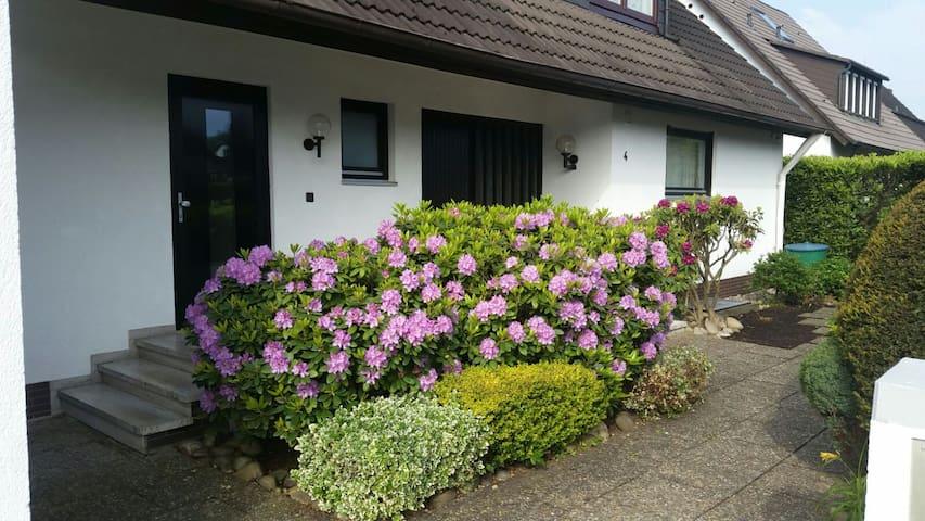 Großzügiges Appartment in sehr gepflegter Umgebung - Neu-Isenburg - Apartemen