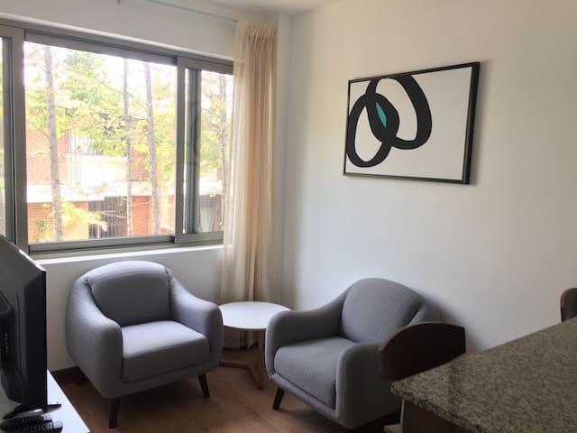 Apartamentos  La Cañada Apto 1  Nivel 2