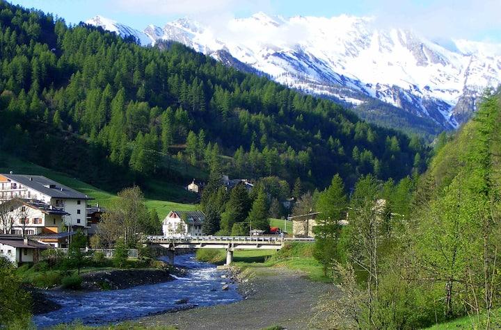 Casa in montagna ideale per coppie e famiglie