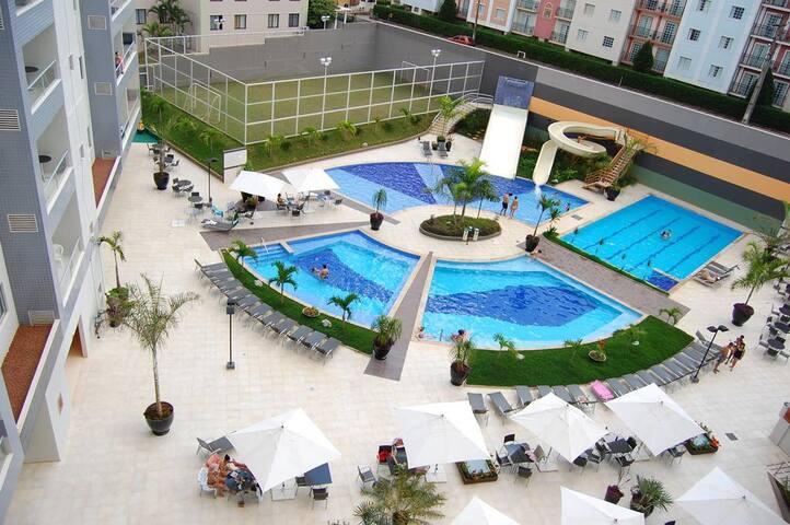 Apartamento No Veredas - Rio Quente - Pis