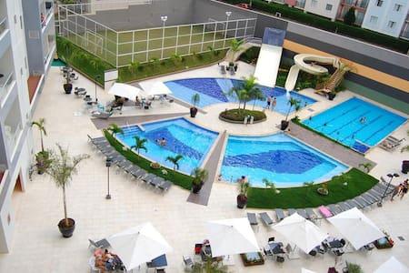 Apartamento No Veredas - Rio Quente - Flat