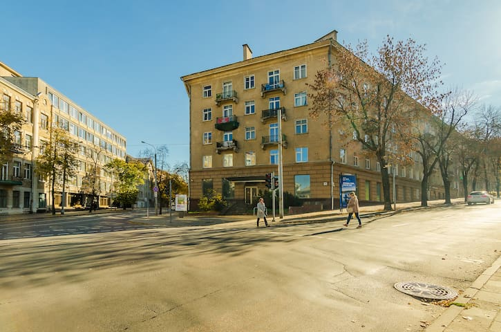 Apartment in Vilnius Old Town