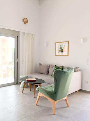 Pefkides•Aloe Maisonette suite