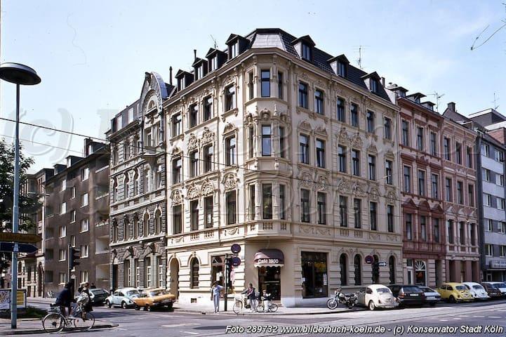2room Apartment, Belgisches Viertel - Köln - Lägenhet