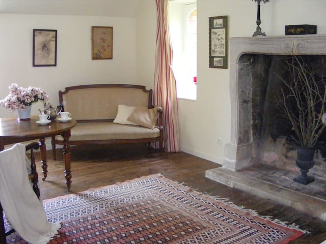 The Familly bedrooms - Flottemanville - Bed & Breakfast