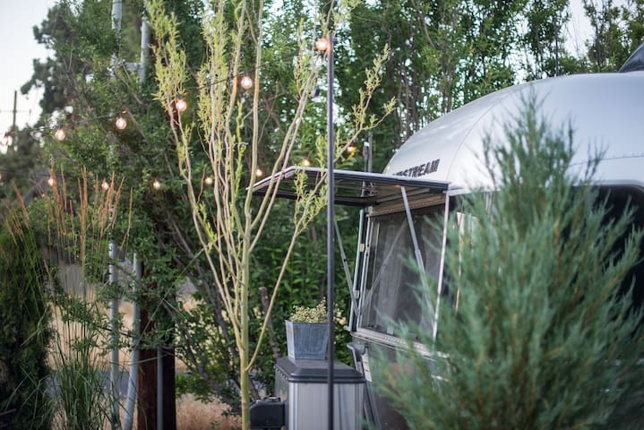 Chasing Saturday, Airstream In Redmond/Bend Area