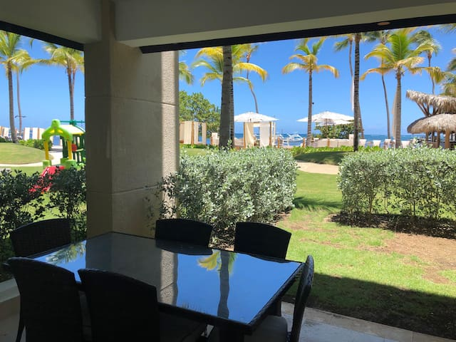 A103 Luxury Beach Apt 3 Bedroom Sleep 6 Punta Cana
