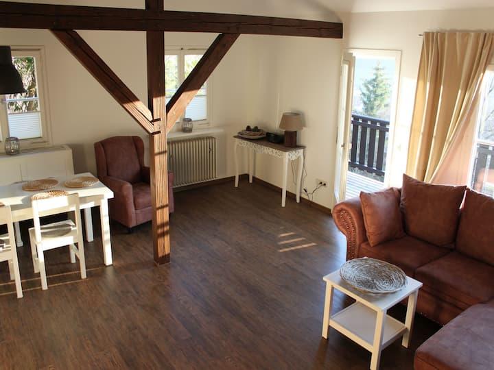 Ferienhaus Sarah, (Seebach), Ferienhaus 80qm, 2 Schlafzimmer, max. 6 Personen