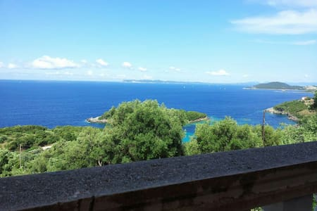 Traumhafte Villa mit Panoramablick - Villa