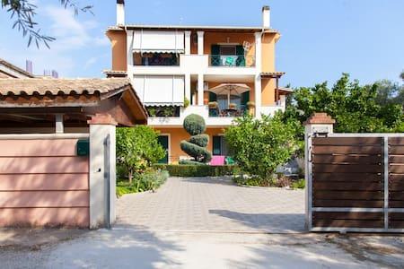 Live like a local in Lefkada - Daire