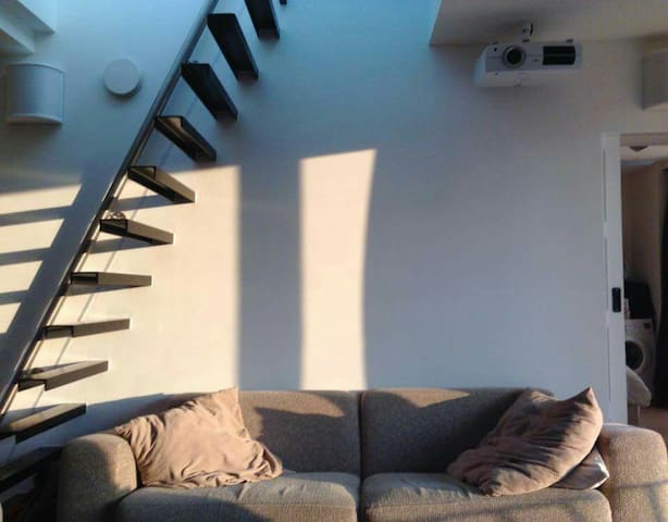 Light and comfortable renovated appartment - Amsterdam - Byt