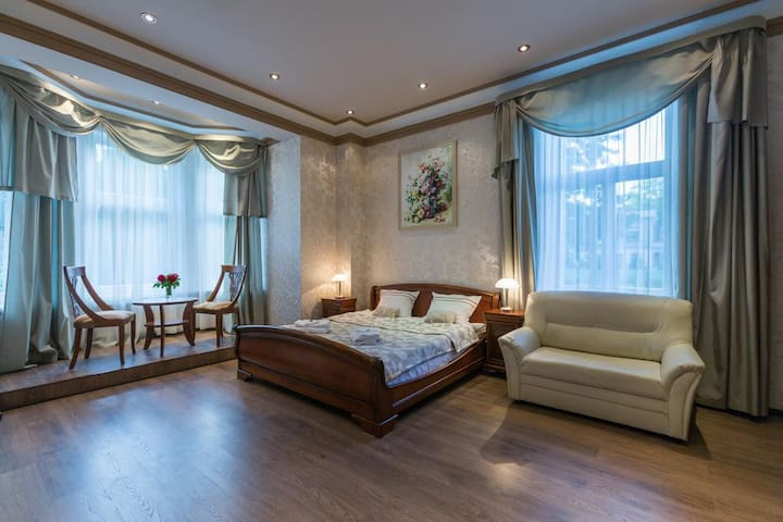 Deluxe Double Room-Boutique Hotel Roze(1)