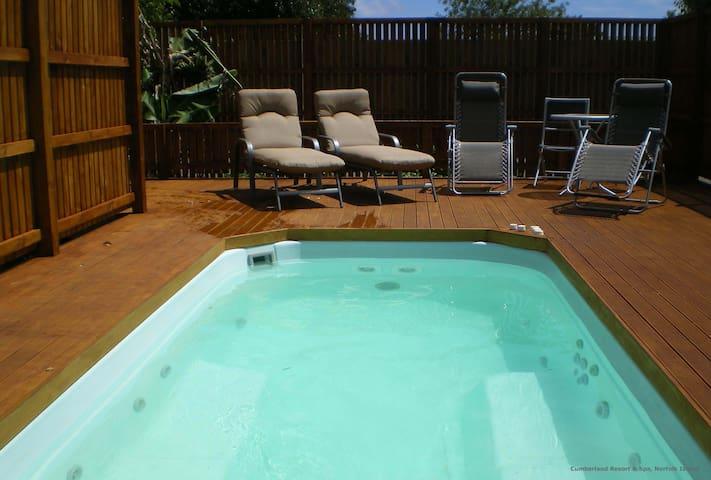 4-Bedroom Spa Villa