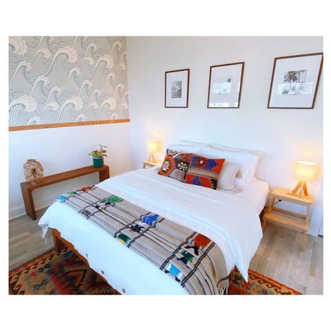 Master Bedroom- View 1