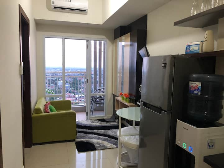 Vida view Apartment  (30th Floor), 2 BR, Pool View