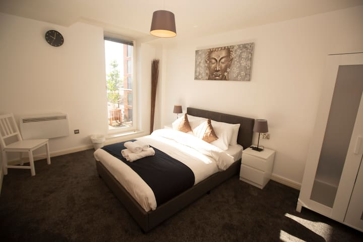 Modern, Cosy, Luxury, City Centre Apartment