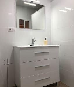 Habitación de uso individual en casa compartida