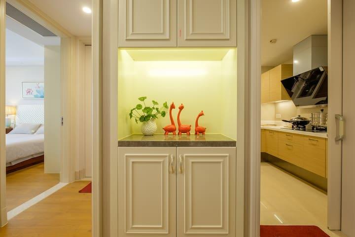 Green Deer. Wuzhen   Yayuan Warm Suite
