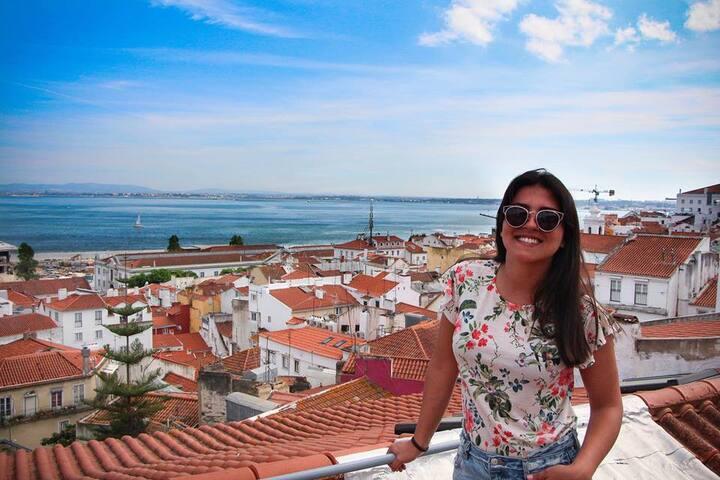 Home4L - Alfama Terrace 360 view - Lisboa - Apartamento