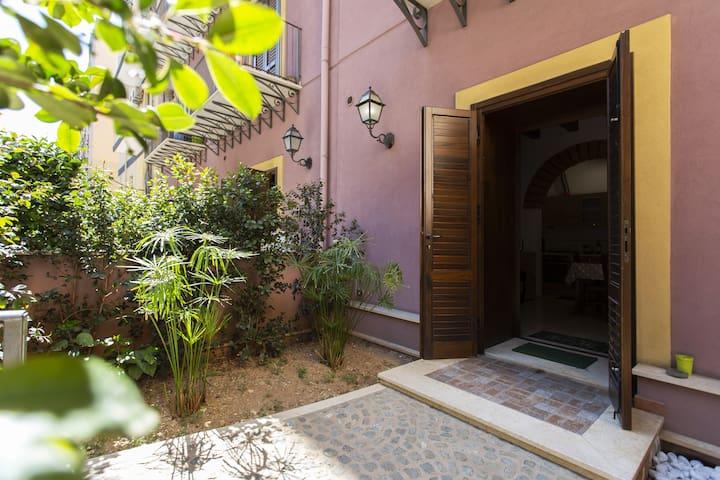 Nino's house