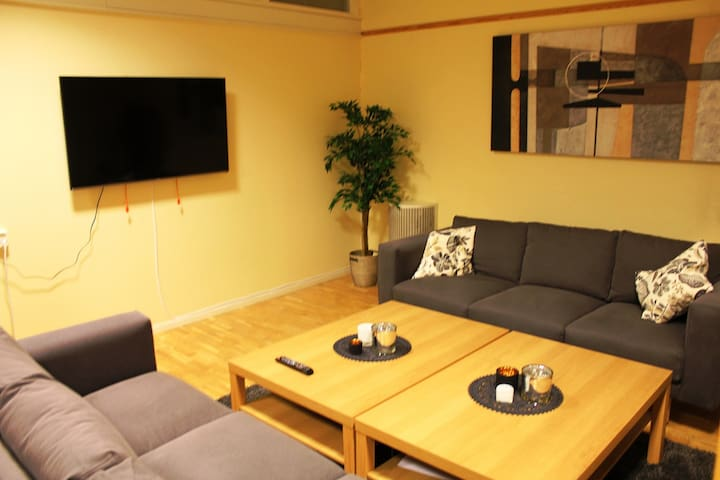 Apartment in central Kalrshamn (120 sqm.) - Karlshamn - Daire