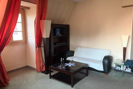location appartement Le Creusot centre ville