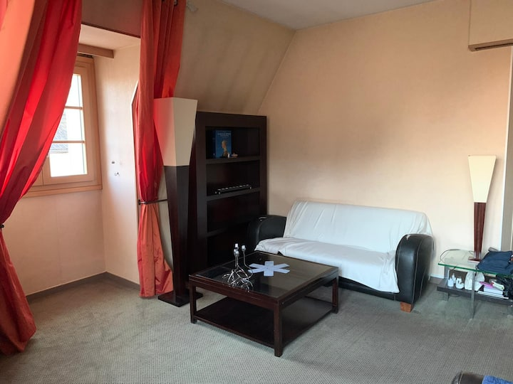 location appartement Le Creusot centre ville