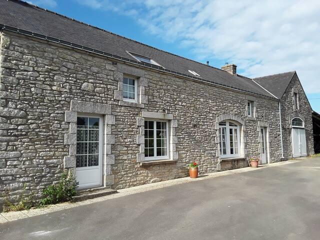 Maison bretonne de campagne